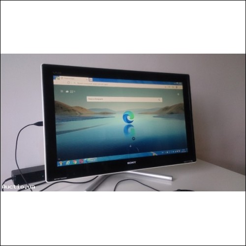 """24"""" сенсорный моноблок SONY VPCL231FX, FHD - All-in-one"""